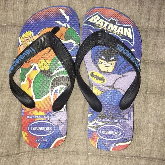 bc3c1d44115c3 Havaianas Other - Havaianas flip flops. Kids. Superhero.